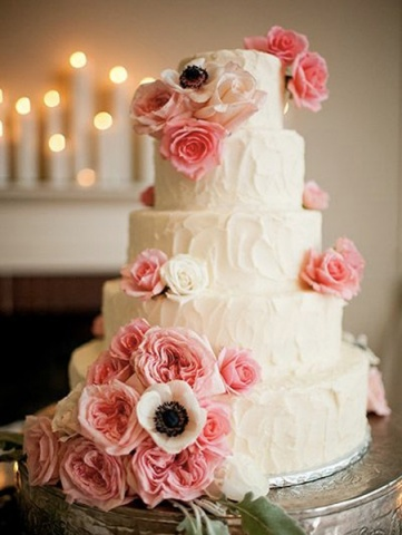 En Güzel Düğün Pastası Modelleri